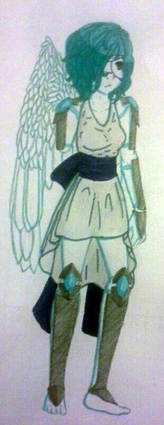 ·Armour doodle·