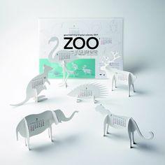 Calendario zoo 1