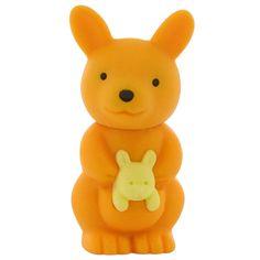 Iwako kangaroo eraser