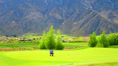 Jack's Point Golf Course #Queenstown New Zealand