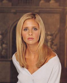 Sarah Michelle Gellar Buffy, Charisma Carpenter, Buffy Summers, Michelle Trachtenberg, Jennifer Love Hewitt, David Boreanaz, Alyson Hannigan, Susanne Bormann, Seinfeld
