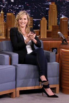 "alycat411:  "" thevirtualharem:  ""Kate Winslet  ""  GUYS, I WAS THERE.  in the room where it happened.  """