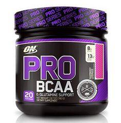 Optimum Pro Series BCAA Powder 390 Gr, servis başına 2:1:1 oranında 8 gram BCAA, 5 gram Glutamin içeren amino asit takviyesidir. Optimum Pro Series BCAA düşük kalori içeriği ve serbest formda bulunan zengin amino asit içeriği ile yağsız kas kütlesi gelişimi için yardımcı olabilir.