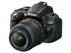 Amazon.com: Nikon D5100 16.2MP CMOS Digital SLR Camera with 18-55mm f/3.5-5.6 AF-S DX VR Nikkor Zoom Lens: Electronics