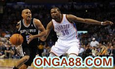 The Oklahoma City Thunder ended the San Antonio Spurs' winning streak with a victory on April MVP candidate Kevin Durant led the Thunder with 28 points while guard Russ… Free Sports Picks, Nba News, Russell Westbrook, Oklahoma City Thunder, San Antonio Spurs, Kevin Durant, Nba Basketball, Games, Daily News