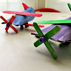 tp roll airplane crafts