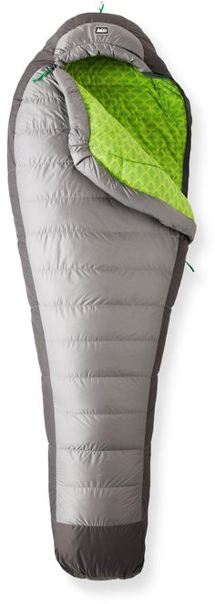 Rei Igneo Sleeping Bag I Will Look Like A Camping Mummy But Warm One