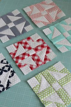 Free Patchwork Quilt Along Blocks