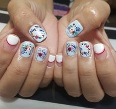 """@flickanail set by senior nail artist Ying. For such #tnacomplicated designs, more time is needed for your appointment. Please specify """"complicated art"""" when booking. #thenailartelier #hajilane #kembangan #nailart #nailswag #nailstagram We reopen on 1 Feb. We have afternoon slots available at Kembangan on 1 Feb but are fully booked at Bugis. Please make your bookings online at www.thenailartelier.com"""