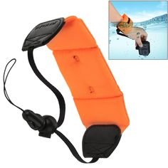 Underwater Photography Floating Bobber Wrist Strap /Diving Wrist Band for GoPro HERO 8 7 6 5 4 3 Sport Camera Accessories. Bobber, Grey Hair Topper, Cheap Cameras, Gopro Accessories, Watch Photo, Hand Wrist, Waterproof Camera, Dji Osmo, Sports Camera