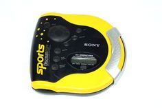 SONY SPORTS DISCMAN ESP2  D-ES51 PORTABLE CD PLAYER Sport (2000, Made in Japan) #Sony