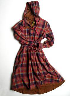 Lumberjack dress » UrbanLegend