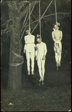 20,000 Hispanic Americans lynched in South Texas for their land.