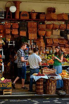 Mercado dos Lavradores - Madeira - Portugal