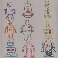 Robotteja