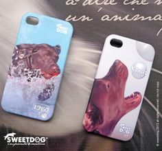 KONGO (Labrador) - personalized  iPhone 4 covers