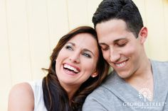 These two are just glowing! #engagement #photography