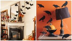 Recortes Decorados Halloween Decorations, Halloween Costumes, Good Company, Diy And Crafts, Nice, Home Decor, Google, Blog, Decorated Chairs