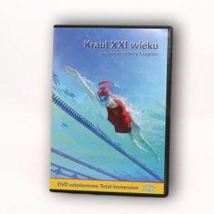 DVD KRAUL XXI WIEKU Książki/multimedia - Swimshop.pl - Czepki, Klapki/buty, Stroje pływackie, Okulary, Ręczniki, Torby, Książki/multimedia, Waterpolo, Wyposażenie basenów, Sprzęt ratowniczy, Aqua aerobic, Sprzęt treningowy, Zabawki, Nauka pływania, Płetwy, Odżywki/bidony, Odzież/gadżety, Akcesoria