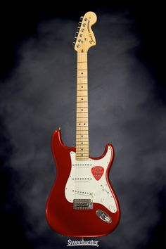 Only at Sweetwater! ✅ Inspection for your Fender Eric Johnson Stratocaster Sunburst with Maple Fingerboard! American Standard Stratocaster, Fender American Deluxe, Fender American Standard, Fender Stratocaster Red, Fender Guitars, Bass Guitars, Fender Acoustic, Fender Vintage, Vintage Guitars