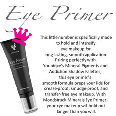 Younique eye primer www.illegallengthsbycristina.com