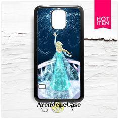 Frozen Elsa Samsung Galaxy S5 Case