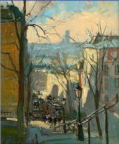 José Salvaggio PARIS , rue Chappe