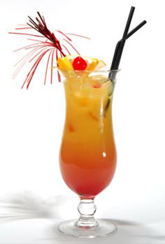 Tequila Sunrise. not even 8:30 a.m. and I could sure use one of these!:/