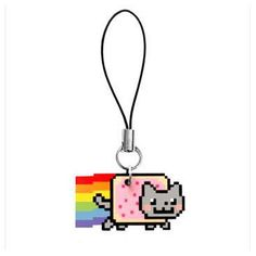 nyan cat *-* I can make these