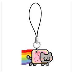 nyan cat *-* :D Logic Design, Nyan Cat, Cat Party, Zootopia, Pusheen, Geek Chic, Retail Therapy, Craft Fairs, Perler Beads
