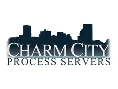 Charm City Process Servers | Interarc Media #CharmCity #Baltimore #Servers #ProcessServers #Logo #Graphics #DigitalMedia