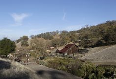 The former home of Walnut Creek pioneers Frank and Mary Borges is open to the public.  After exploring the ranch, you can cross into East Bay Regional Park District land and view the remarkable formations known as Castle Rock in the Mount Diablo foothills.