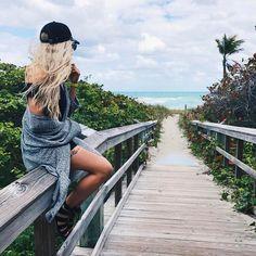 "21.5k Likes, 147 Comments - Kalyn Nicholson (@kalynnicholson13) on Instagram: ""Hey Florida, I have a crush on you"""