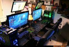 My dream setup