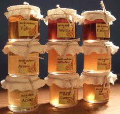 Miniature Honey Jars by Silvia Bolchi 2