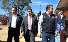 El coordinador del PVEM en el Congreso del Estado fue elegido para encabezar este patronato que tiene como objetivo coadyuvar al plantel Icatmi de Morelia en el fortalecimiento de sus ...