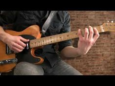 http://bestguitarcourse.net/video-guitar-lessons Learn the rhythm playing style of Keith Richards