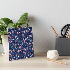 Watercolor Texture, Watercolor Paper, Snowflakes Art, Navy Blue Flowers, Floral Texture, Velcro Dots, Free Stickers, Winter Season, Pattern Art