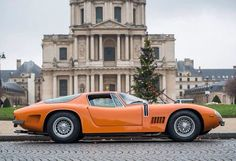 1968 Bizzarrini 5300GT Strada ════════════ ❄❄ Alittlemarket ☞ https://www.alittlemarket.com/boutique/au_royaume_du_timbre-3130013.html