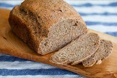 Great Bread Recipes: Bread Machine Sprouted Grains - Foodista.com #bakingrecipes #breadrecipes