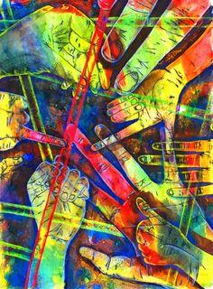 AP Central - Exams: 2012 Studio Art 2-D Portfolio Student Samples