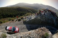 @CitroenRacing #WRC #TourdeCorse