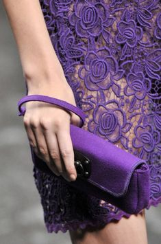 tinaschoices:    Blumarine at Milan Fashion Week Fall 2011