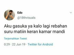 Quotes Lucu, Quotes Galau, Jokes Quotes, Me Quotes, Funny Quotes, Reminder Quotes, Self Reminder, Tweet Quotes, Twitter Quotes