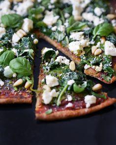 Syötävän hyvä: Viljaton pizzapohja kvinoasta