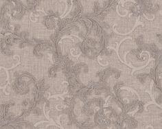Versace 2 home Vlies Tapete 962311 - Braun, Grau , Creme - Barock , Modern , Retro , Klassik , Ornament - Kaufen bei SENDMAX GmbH & Co. KG