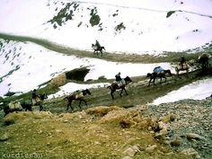 kurdistan's many mountains