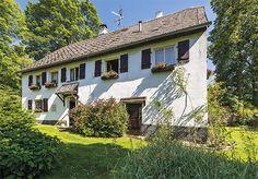 Cottage in a remote area by the stream Remote, Cozy, Cottage, Cabin, Windows, House Styles, Home Decor, Homemade Home Decor, Casa De Campo