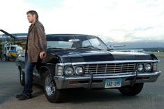 Here's why 'Supernatural' fans are dressing up as Chevy Impalas ~ #SPN cosplay | article from Daily Dot