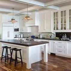 Kitchen with Mixed Backsplash